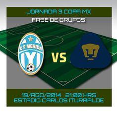 Jornada 3 Copa MX