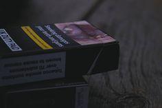 Left behind ___ #photography #photo #light #nikon #nikond3300 #nikontop#nikonfamily #vsco #autohash #cigarettes #outdoors #money #box #paper #industry #sign