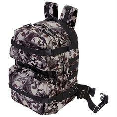Extreme Pak LUBPSKRE2 Extreme Pak Redeye Skull Camo Waterresistant 19 Backpack -- Check out this great product.(This is an Amazon affiliate link and I receive a commission for the sales)