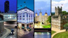 2014 MASTERPIECE Sweepstakes - win a trip to London and a visit to Highclere Castle - Downton Abbey.