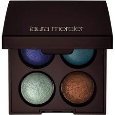 Laura Mercier Baked Eye Colour Quad found on Polyvore