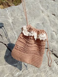 Bag Crochet, Crochet Cover Up, Crochet Handbags, Crochet Purses, Handmade Items, Handmade Gifts, Purses And Bags, Beige, Tote Bag