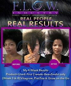 Real people, real results! Shop at www.joeburns.myflowindustry.com