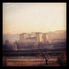 La villa medicea dell'Ambrogiana a Montelupo Fiorentino #empoli #florence #tuscany (foto fagoman)