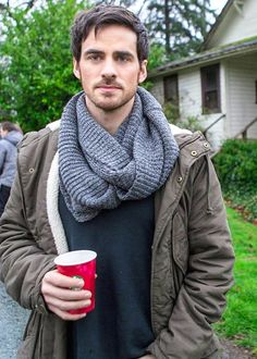 captainswansource:If you try to tell me this man hasn't ruined your life, you're wrong.