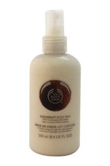 Coconut Body Milk The Body Shop 8.4 oz Body Milk Unisex