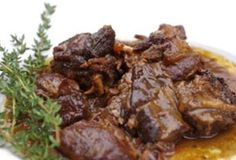 Greek Recipes, Meat Recipes, Cooking Recipes, Grilled Carrots, Christmas Cooking, Different Recipes, Poultry, Pork