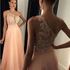 Sublimate One Shoulder Applique Party Dresses Floor Length Chiffon Sequined Sheath Long Prom Evening Pageant Dresses Custom