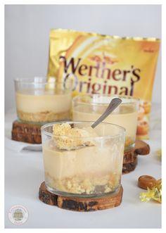 Especialmente Dulce: Tarta de caramelos Werther's Original (en vaso)