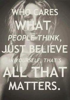 - Britney Spears