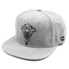 Crooks and Castles - Medusa Snapback Hat