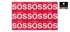 SOS rescue cream | Puigdemont Roca – Design Agency – Barcelona – Packaging & Branding