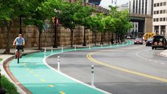 The Case For Protected Bike Lanes | Co.Exist | ideas + impact