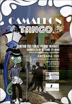 """Espectáculo: """"CAMALEÓN TANGO"""""""