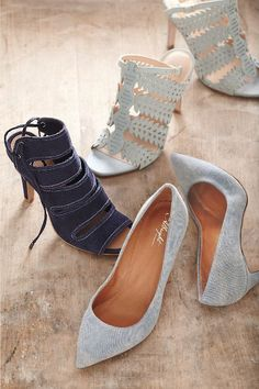 Miss Albright Latterly Canvas Pumps - anthropologie.com #anthrofave