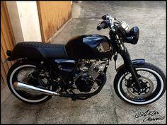 orcal astor 125 custom