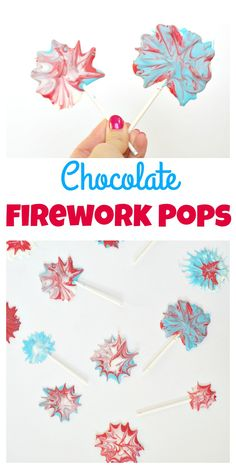 Chocolate Firework P