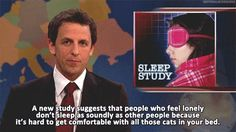 Weekend Update on SNL is the best. Weekend Update, Sleep Studies, Seth Meyers, Lol, Feeling Lonely, Morning Humor, I Love To Laugh, Just For Laughs, I Smile