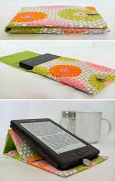 Como Fazer Capa Dobrável para Tablet