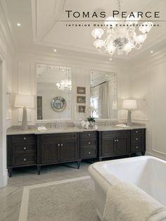 Tomas Pearce exclusive Modern Bathroom