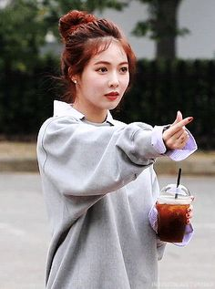 Hyuna 2017 - gif