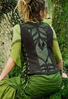 Psyche waistcoat - Waistcoats - Goddess Clothing