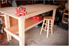How to: Build a Workbench for Every Craft