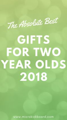 Look no further for the best gifts for 2 year olds! We've compiled the latest and greatest (including some classics) for your toddler. We've got an entire list filled with cute gifts for kids. Click through to check it out! Top Gifts, Cute Gifts, Best Gifts, Best Toddler Gifts, 2 Year Olds, Gifts For Girls, Kids Learning, Kids Playing, Gift Guide