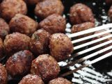 All-Purpose Meatballs from the Pioneer Woman, with links to different ways to serve them with different sauces, etc.