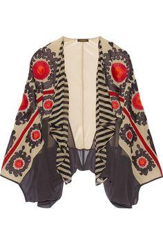 Vineet Bahl Gorgeous jacket.
