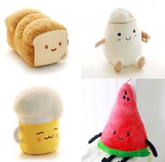 Slide Show | Gift Guide: For the Food Plush Toy Lover | Serious Eats