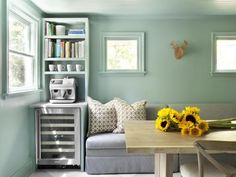 HGTV's Picks: The Hottest Color Right Now >> http://www.hgtv.com/design/decorating/color/colors-we-love-now-hgtvs-color-of-the-month-pictures?soc=Pinterest