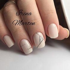Here are the 10 most popular nail polish colors at OPI - My Nails Manicure Nail Designs, Toe Nail Designs, Simple Nail Designs, Nail Manicure, Love Nails, Fun Nails, Gel Nagel Design, Geometric Nail, Classy Nails