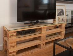 DESIGNSATAMA: Tee itse: Kuormalavat osa 2, huonekalut