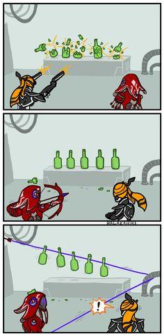 Ultimate Shootdown - Mesa vs Ivara!