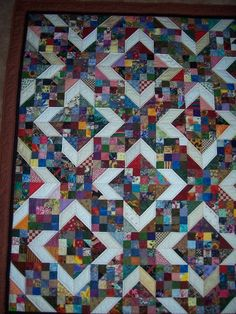 Scrappy Quilt show - Right Here!! :) - Page 3: