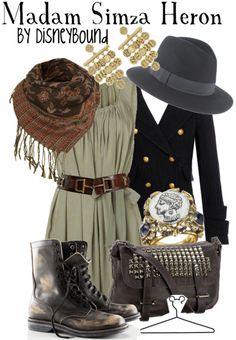 Sherlock Holmes 2 - I love this character! Her style is like female Jack Sparrow meets Esmerelda.