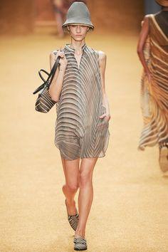 Paris Fashion Week, SS '14, Akris