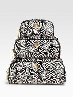 Tory Burch Cosmetic Bags <3