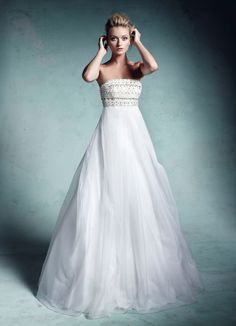 Collette Dinnigan 'Enchanted' Bridal Gowns