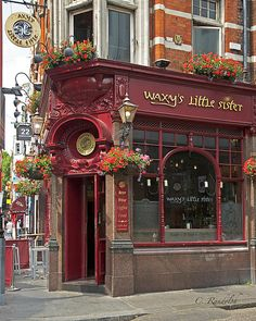 Little Sister Pub One of my favorite places in London! ~ TS Waxy's Little Sister Pub - London, EnglandOne of my favorite places in London! ~ TS Waxy's Little Sister Pub - London, England British Pub, British Isles, Old Pub, London Pubs, Soho Pubs, Dublin Pubs, Dublin Ireland, Pub Signs, England And Scotland