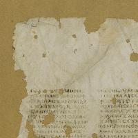 Codex Sinaiticus - See The Manuscript   Deuteronomy  