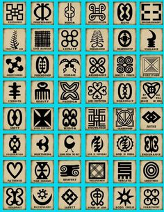African symbols known as adinkra are ubiquitous in Ghana, a beautiful West African country on the Atlantic, situated between Cote d'Ivoire and Togo. African symbols known as adinkra are. Adrinka Symbols, Tribal Symbols, Symbols And Meanings, Egyptian Symbols, Tattoo Meanings, Alien Symbols, Tribal Logo, Wiccan Symbols, Mayan Symbols