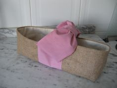 Portabotella Laundry Basket, Wicker, Burlap, Home Decor, Decoration Home, Hessian Fabric, Room Decor, Laundry Baskets, Jute