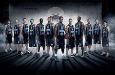 Basketball team poster BC Dnipro on Behance