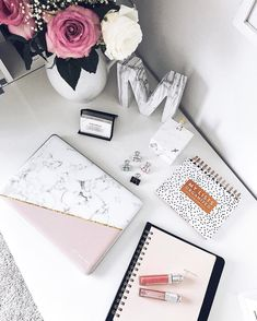 Marble x Blush obsessed / Fashionably Kay