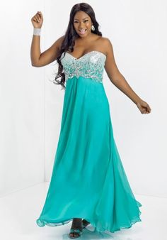 Blush Too 9739W Dress at Prom Dress Shop - Prom Dresses @ PromDressShop.com #prom #promdresses #prom2014 #dresses