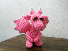 Amigurumi Dragon Wings : Step by step tutorial: toothless from how to train your dragon