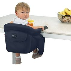 Inglesina Fast Table Chair, so your baby can join you at the table. | 47 Parenting Products That'll Make Your Life Easier
