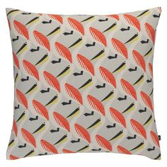 The Pelly multi-coloured patterned cushion has a playful design with a feel and works well with cushions in complementary solid block colours. Buy now at Habitat UK. Textile Patterns, Print Patterns, Textiles, Oak Framed Extensions, Frame By Frame Animation, Embroidered Cushions, Cushion Pads, Fabric Samples, Or Antique